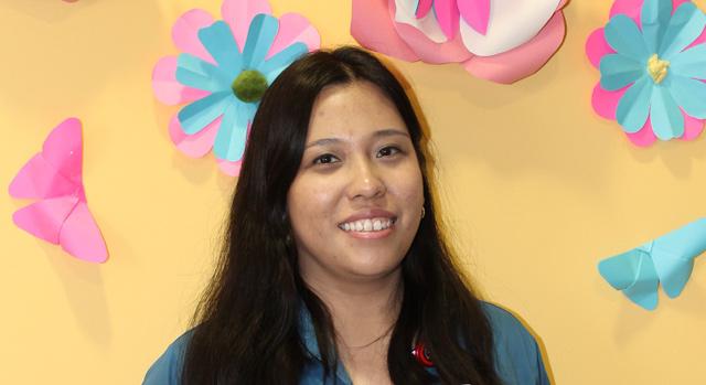 Meet the Child Life Specialist Stephanie B. Villalobos