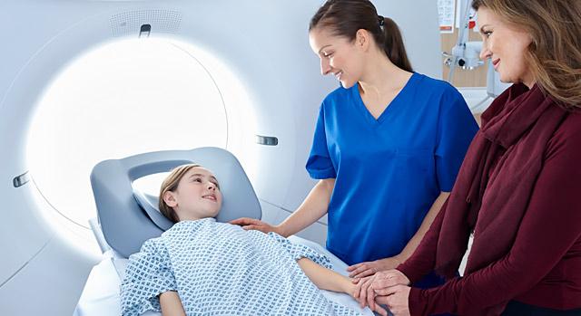 Radiología en niños