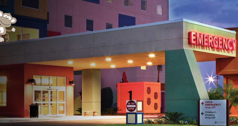 Pediatric ER