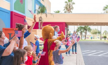 South Texas Health System Children's Partners With Local Truck Club and City of Edinburg for Special July 4th Parade